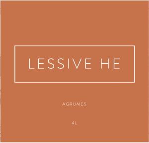 lessive he agrumes