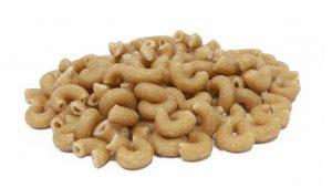 macaroni au blé entier biologique