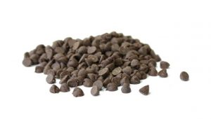 pépites de petite taille chocolat noir 70% biologique