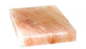 plaque de cuisson sel rose de l'himalaya