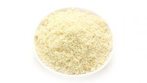 poudre d'amandes blanchies biologiques