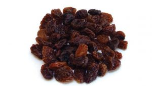 raisins sultana biologiques