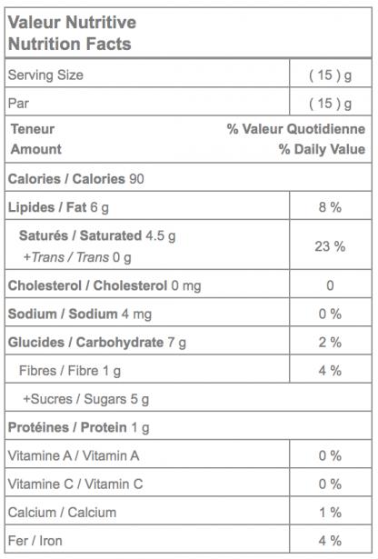 pépites chocolat noir 70% vegan (grosse)